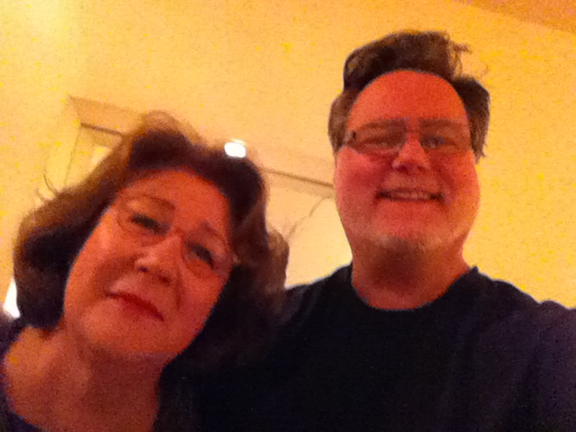 Off Off Pod Margo Martindale with host Stephen Bittrich