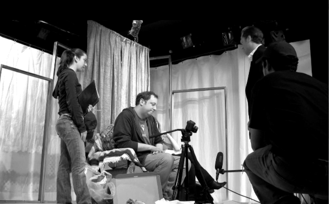Behind the Scenes of Off Off, a new webseries for people who NEVER give up on their dreams.